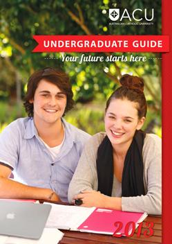 2013 Undergraduate Guide